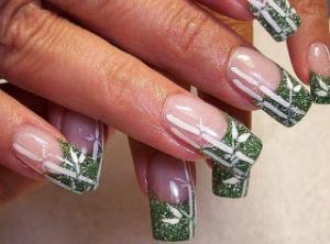 Нарастить ногти дёшево